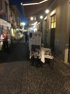 Restaurants at Funchal Old town