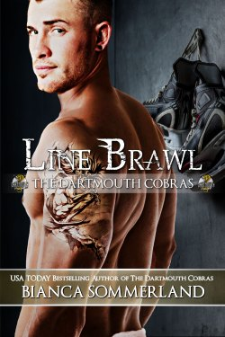 Line Brawl by Bianca Sommerland