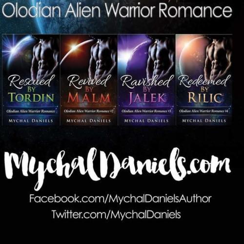 Olodian Alien Warrior Romance