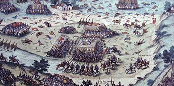 English: Battle_of_Moncontour_1569