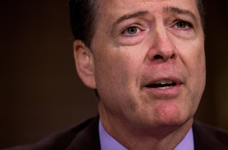 16,750 Pages of Comey Documents will be reviewed by FBI in Response to FOIA lawsuit