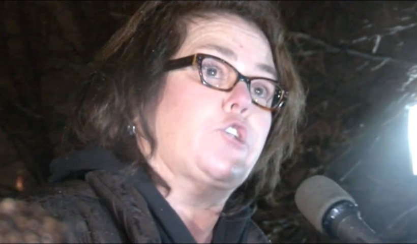 Rosie O'Donnell made illegal donations to Democrats