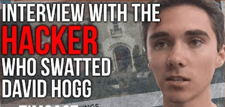 Interview With The Person Who Had David Hogg Swatted