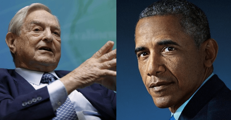 Obama admin used U.S. taxpayers' funds to help George Soros
