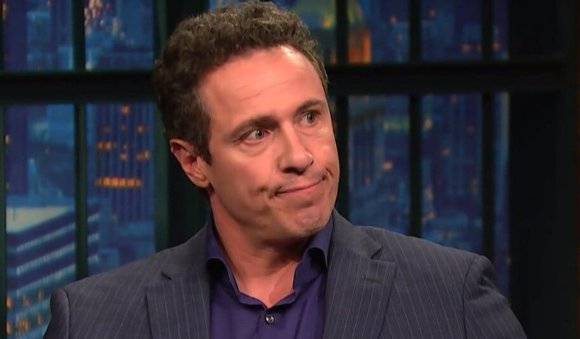 Michael Cohen Secretly Recorded Conversation With CNN's Chris Cuomo