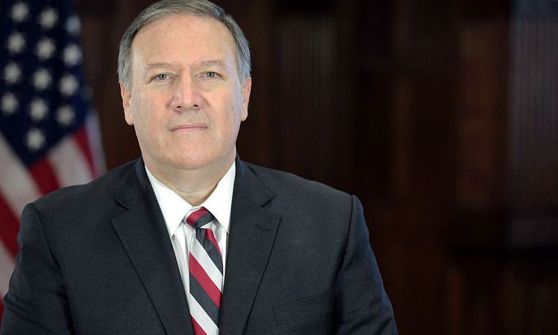 Mike Pompeo blasts John Kerry on meeting with Iranian officials