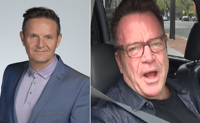 Tom Arnold and Mark Burnett involved in physical altercation at Pre-Emmys Party
