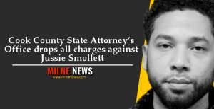 Cook County State Attorney's Office drops all charges against Jussie Smollett