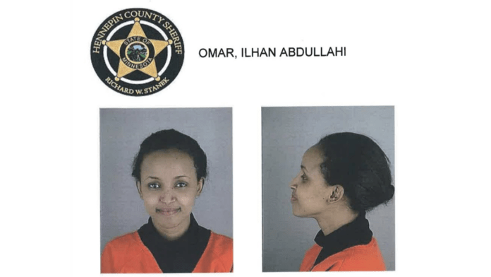 Ilhan Omar was arrested in 2013 for trespassing