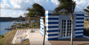 Drone Footage Of Jeffrey Epstein's Pedophile Island