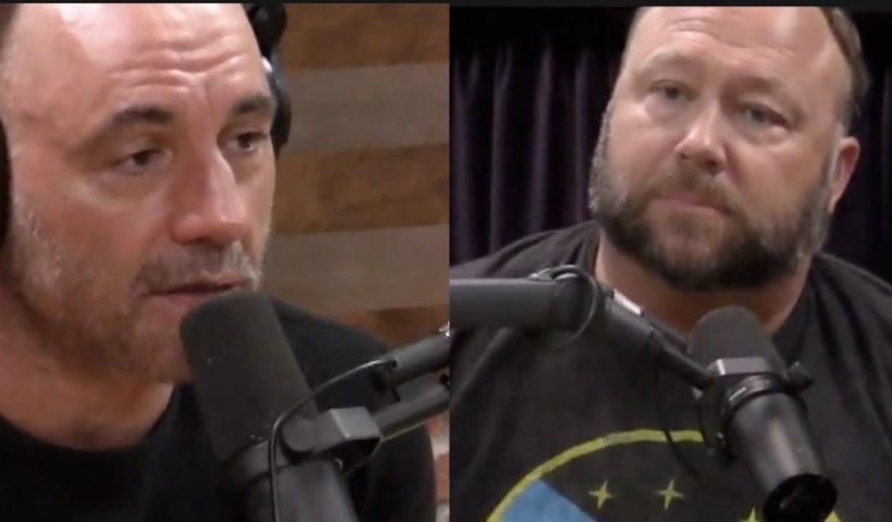 Joe Rogan: 'Alex Jones is the most misunderstood guy on the planet'