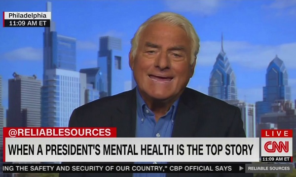 Psychiatrist on CNN