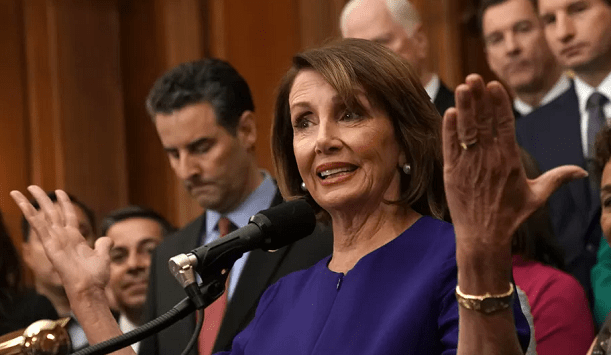 Speaker Nancy Pelosi Rolls Out Plan To Lower Prescription Drug Costs
