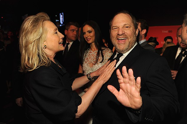 Clinton campaign tried to kill Ronan Farrow's Harvey Weinstein story