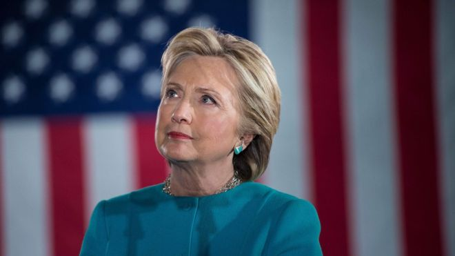 Hillary Clinton thinks 'God put her on the Earth' to be president