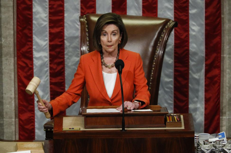House votes to approve Impeachment Resolution