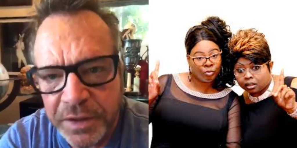 Tom Arnold sexually harasses Diamond and Silk online then doubles down with racist reply