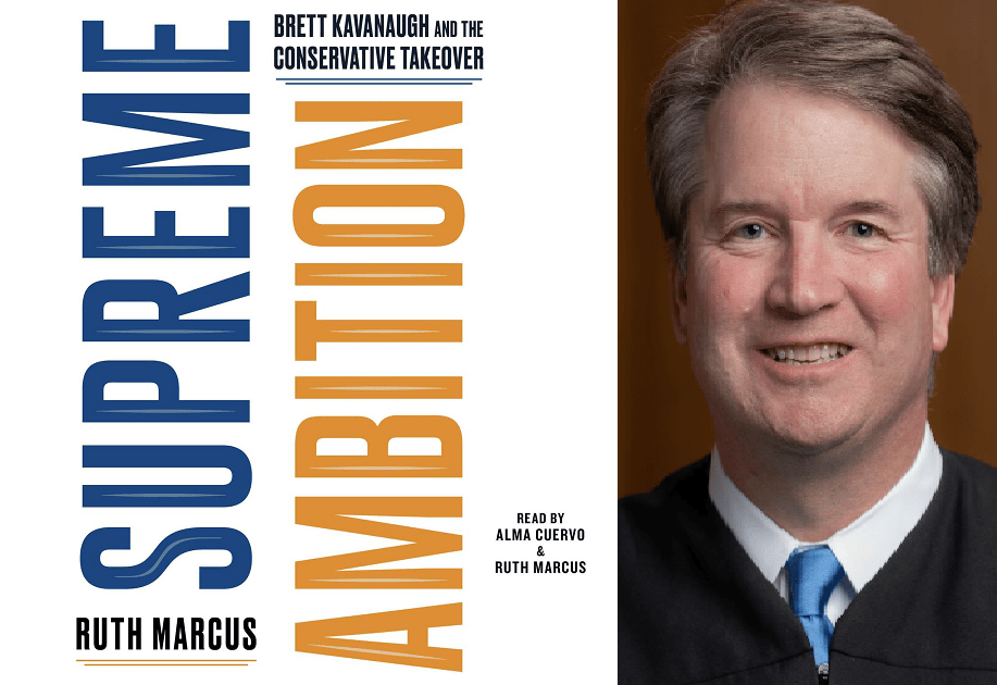Washington Post editor's book about Brett Kavanaugh slammed for being 'flat-wrong,' 'ridiculous'