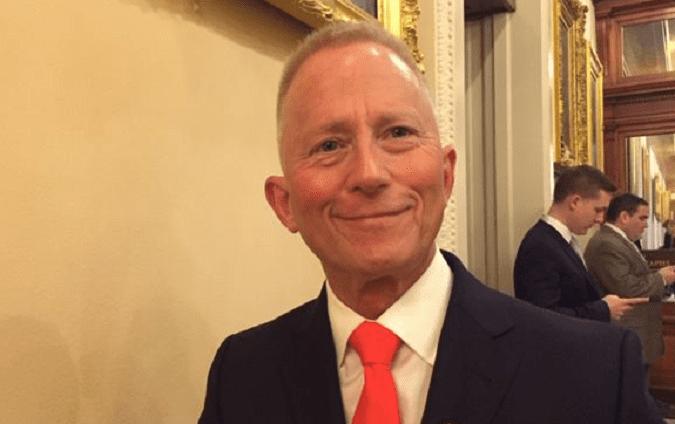 Democrat Jeff Van Drew says he is switching to Republican