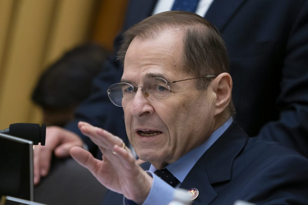 Nadler calls for President Trump's removal in 658-page report on articles of impeachment
