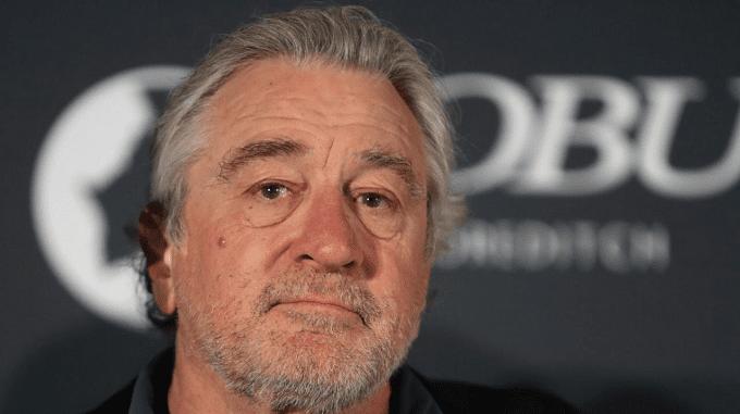 Robert De Niro: 'I'd like to see a bag of sh*t right in Trump's face'