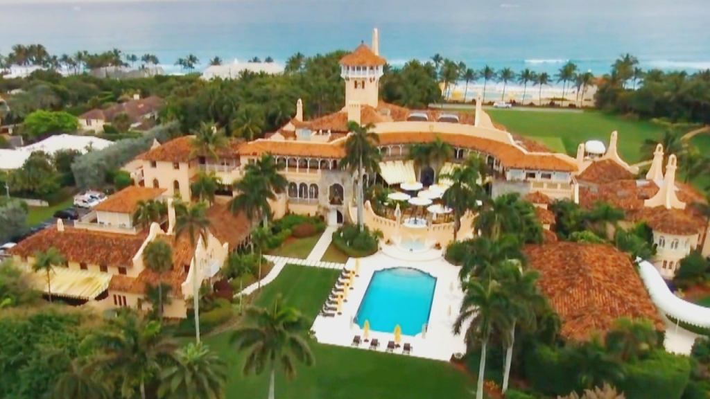 Bernie supporter arrested after breaching security points at Trump's Mar-a-lago club