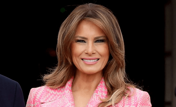 First lady Melania Trump named Woman of Distinction this year by Palm Beach Atlantic University