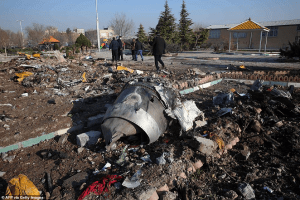 Iran finally admits it shot down Ukrainian jetliner saying it was 'unintentional'