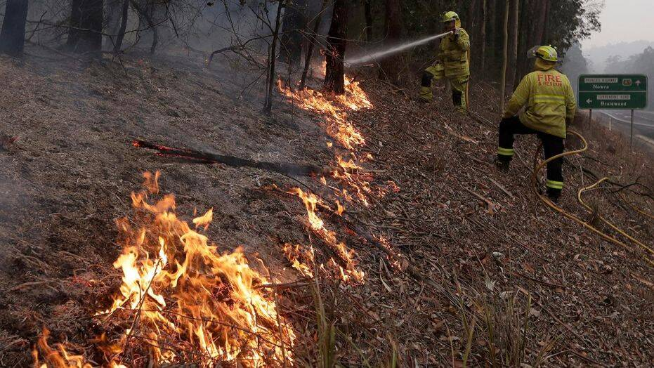 More than two dozen charged with deliberately starting brush fires in Australia