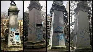 "Three Antifa Members Arrested After Violent Attacks and ""Kill Cops"" Written On War Memorials"
