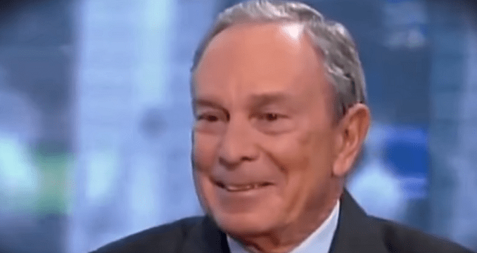 VIDEO: Mike Bloomberg in 2011 'I know I know Donald Trump! He's a great guy...I'm a big fan!'