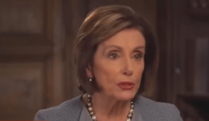 """VIDEO: Pelosi Still Maintains That Trump is """"Impeached Forever, Branded With That, and Not Vindicated"""""""