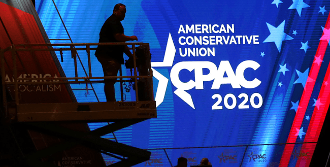2020 CPAC Attendee Tests Positive For Coronavirus