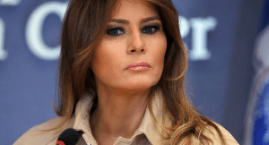 First Lady Melania Trump Urges Everyone To Take Social Distancing & Mask Wearing Seriously