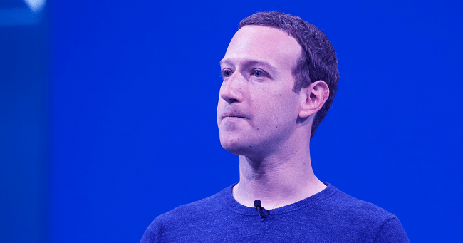 Mark Zuckerberg Says Stay-at-Home Protests Organized on Facebook Qualify As 'Harmful Misinformation'