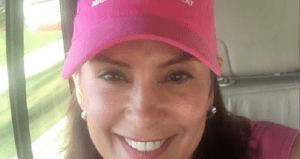 """Photo Emerges of Gov. Gretchen Whitmer Mocking Trump With """"Planned Parenthood Makes America Great"""" Hat"""