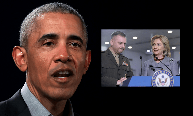Barack Obama Pardoned a Former General Who Lied to the FBI in Leak Case