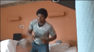 Black Man Arrested After Targeting and Beating Elderly White Nursing Home Patients