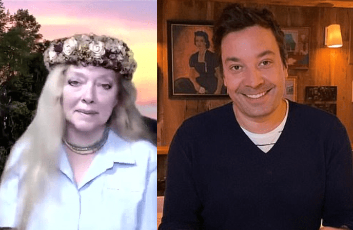 Tiger King's Carole Baskin Pranked By YouTubers Pretending To Be Jimmy Fallon