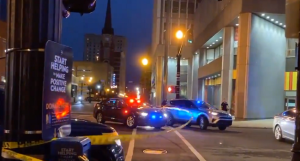Shooting Reported at Jefferson Square Park in Downtown Louisville
