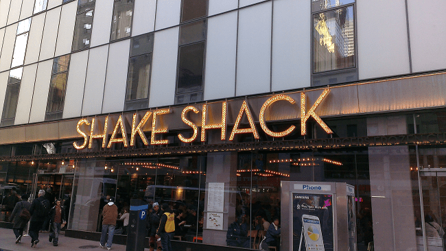 UPDATE: Police Chief Says No Criminality By Shake Shack's Employees