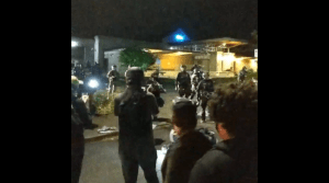 Rioters in Portland Surrounded Police Precinct and Threatened to Burn it Down