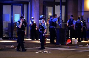 CHICAGO RIOTS: Over 100 People Arrested Overnight and 13 Officers Injured