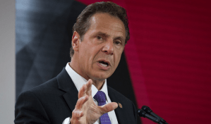 Gov. Cuomo: Trump 'Better Have An Army' To Protect Him If He Comes To NYC