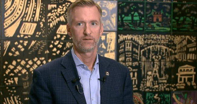 Portland Mayor Ted Wheeler Is Moving To Avoid Rioters Targeting His Home