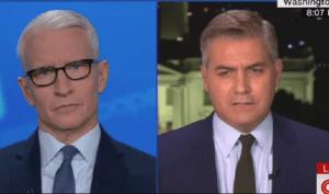 "Jim Acosta Calls President Trump ""Another Crackpot On The Internet"""