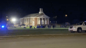 Police Launch Investigation Into Shooting At Church In North Carolina