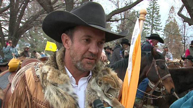 'Cowboys for Trump' Founder Arrested On Charges Related To Capitol Riot