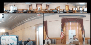 Mayor Bans Pledge Of Allegiance, Loses It After Board Members Recite It Anyway