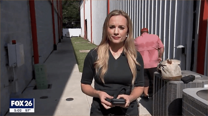Reporter Ivory Hecker SUSPENDED Following Her On-Air Announcement That Network is Muzzling Her Reporting